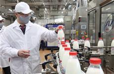 В Пестравке запускается новая производственная линия маслозавода