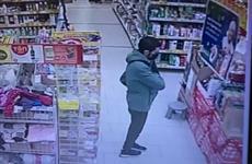 Судимого жителя Отрадного, укравшего алкоголь, вычислили по видеокамерам