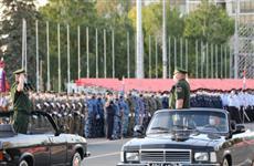 В Самаре прошла первая репетиция парада Победы