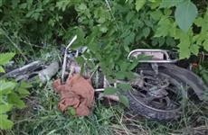Госпитализирован водитель мопеда, врезавшийся в столб в селе Богатырь