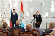 Дмитрий Азаров вручил заслуженным жителям региона государственные награды