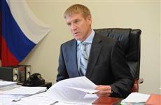 """Областной минпром с приставкой """"и.о."""" возглавил Олег Волков"""
