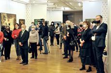 В Самаре открылась итоговая выставка работ Николая Кулебакина