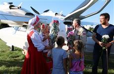 В Самарской области встретили участников арктической экспедиции