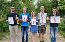 Юные шахматисты из Тольятти заняли второе место на командном первенстве РФ