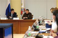 Максим Егоров оценил ход подготовки к запуску платформы для голосования по проекту ФКГС