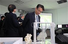 Уникальные нижегородские научные разработки представили японской делегации