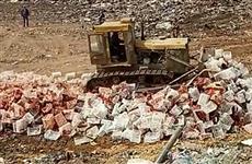 В Самаре уничтожили 18 тонн томатов без документов