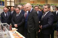 Михаил Бабич и Антон Силуанов оценили продукцию пензенских промышленных предприятий