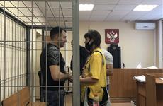 У суда в Самаре прошла акция в защиту бывшего силовика