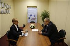 Гендиректор Фонда ЖКХ Константин Цицин провел рабочую встречу с Александром Бречаловым