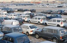Зарубежные продажи Lada падают