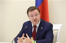 Губернатор Самарской области назвал врачей и волонтеров главными героями 2020 года