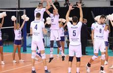 """Волейбольная """"Нова"""" получит поддержку из регионального бюджета"""