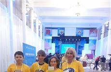 Пятиклассники из Смышляевки представили своего робота на престижных международных соревнованиях