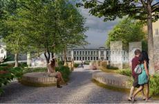 Сквер Аксаковых благоустроят в этом году