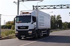 В Сергачском районе прошла проверка работы пункта весогабаритного контроля