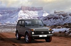 АвтоВАЗ запускает производство модернизированного внедорожника Niva 4х4