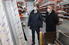 Новый комплекс по производству металлоконструкций открылся в Нижегородской области