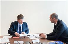 """Минэкономразвития поддерживает идею создания особой экономической зоны """"Оренбуржье"""""""