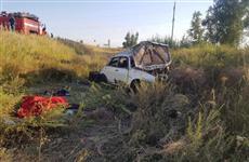 Под Тольятти в ДТП погиб водитель-подросток и пострадали пять пассажиров