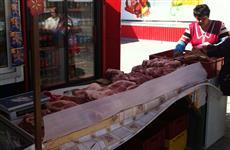 Администрация ликвидировала точку незаконной торговли мясом после сообщения Волга Ньюс