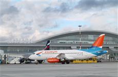 """В Самару прибыл первый рейс новой ростовской авиакомпании """"Азимут"""""""