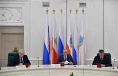 """Саратовская область и """"Т Плюс"""" подписали соглашение о развитии централизованного теплоснабжения Саратова"""