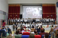 В Крутых Ключах прошел праздничный концерт, посвященный Дню матери