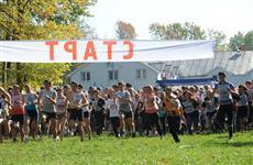 """В Самаре """"Кросс нации-2012"""" собрал около 10 тысяч человек"""