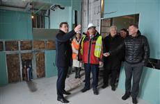 """Крупнейший в Поволжье госпиталь """"Мать и дитя"""" откроется в начале 2018 года"""