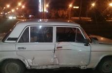 """В Тольятти водитель Lexus не пропустила """"шестерку"""", пострадал один человек"""