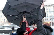 В Самарской области объявлено штормовое предупреждение из-за ветра