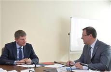 Дмитрий Азаров обсудил в Минэкономразвития РФ новые меры поддержки автопрома