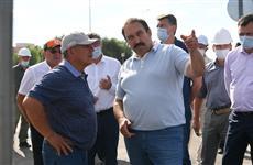Алексей Песошин принял участие в выездном совещании по вопросам строительства и реконструкции объектов в Казани