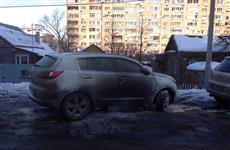 В ночь на 8 марта в Самаре подожгли автомобиль Kia