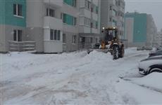 Снег в Самарской области прогнозируется до середины недели