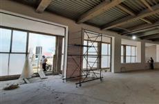 На крыше Фабрики-кухни откроют летнее кафе