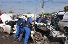 По факту ДТП на Кряжском шоссе, где погибли три человека, возбуждено дело