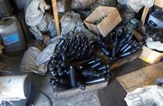Старые амортизаторы от ВАЗовских авто отмывали и продавали под видом новых