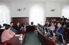 Депутаты седьмого созыва задали вопросы разработчикам Стратегии развития Тольятти