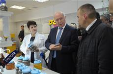 """Николай Меркушкин: """"Сельхозпроизводители, поставляющие сырье местным предприятиям, будут получать дополнительные субсидии"""""""