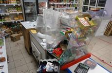 В Новокуйбышевске рецидивист порезал лицо продавщице и украл деньги из кассы