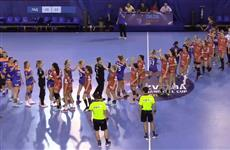 """Гандбольная """"Лада"""" с победы стартовала на турнире Zvezda Handball Cup"""