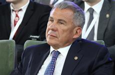 Президент Татарстана Рустам Минниханов переизбран председателем Совета АИРР