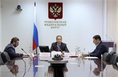 Игорь Комаров обсудил подготовку к Общероссийскому голосованию с руководителями Республики Мордовия и Ульяновской области