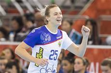 Тольяттинские гандболистки в составе сборной России обыграли команду Румынии