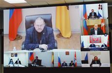 Олег Мельниченко принял участие в совещании Игоря Комарова с главами регионов ПФО