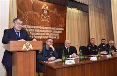 Росгвардия обеспечит общественный порядок при праздновании 75-летия Великой Победы и юбилея республики Марий Эл