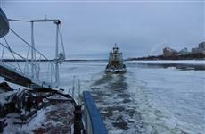 Переправа Самара - Рождествено закрыта с 21 декабря